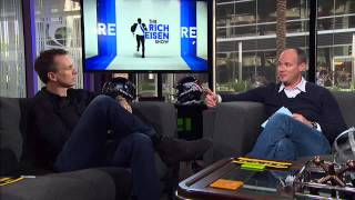 Phil Keoghan in Studio on The Rich Eisen Show (Full Interview) 10/20/14