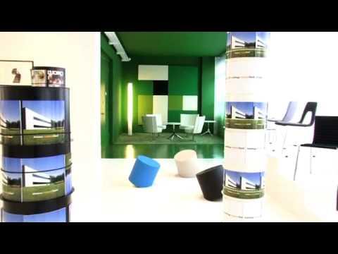 Kinnarps Showroom, Zürich Switzerland