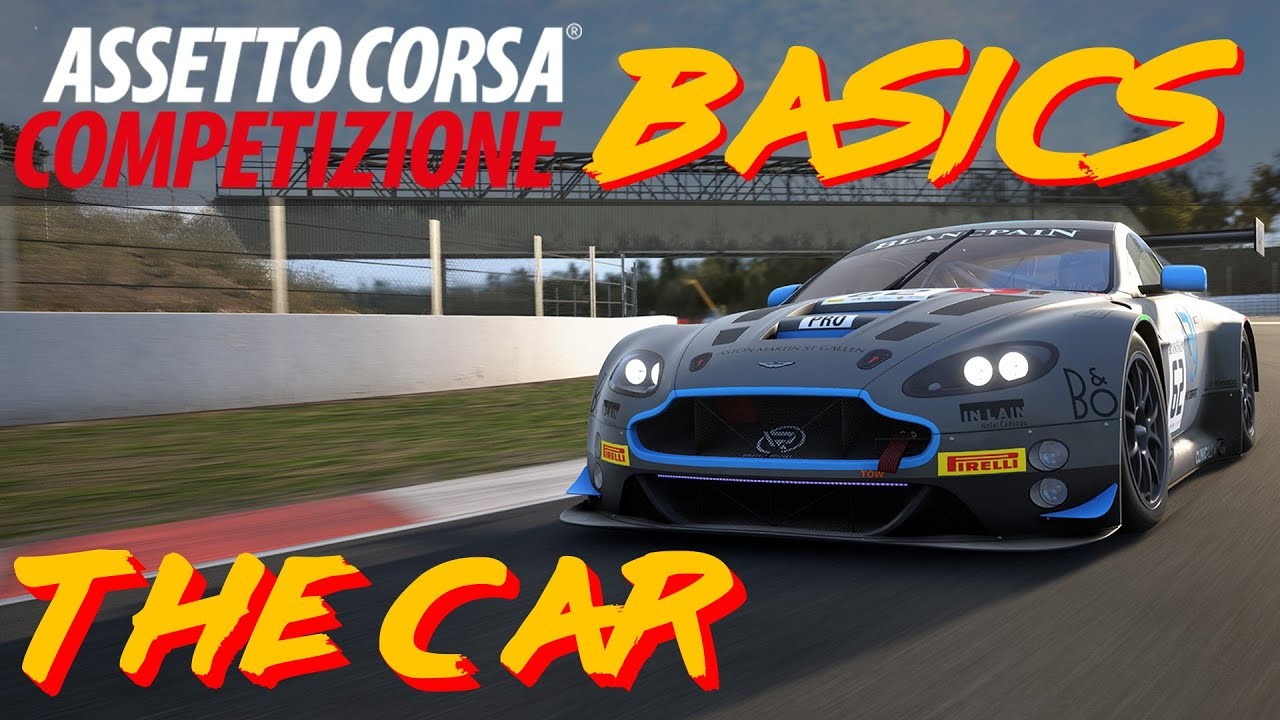 Video: Choosing Your Car Assetto Corsa Competizione Basics #1