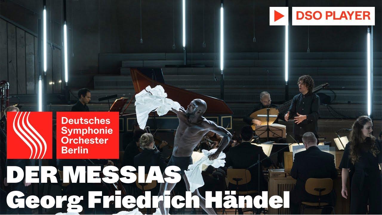 DER MESSIAS | Händel | Ticciati, Kožená, Alder, Clayton u