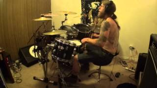 Thousand Years of Oppression Amon Amarth Drum Cover