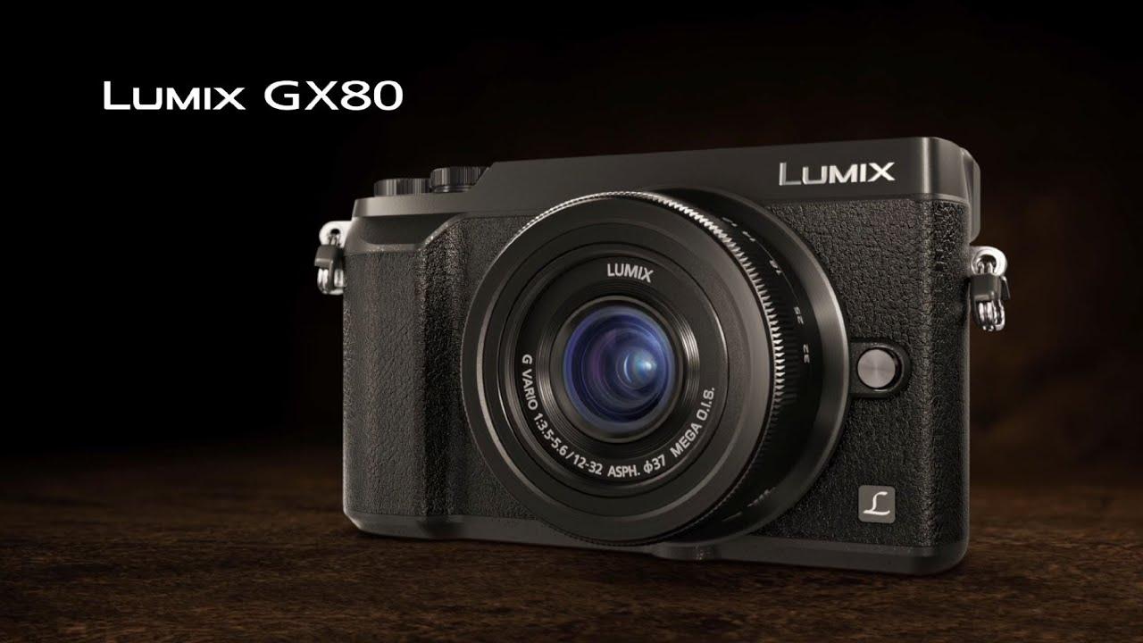 Panasonic Lumix GX80 Compact System Camera | Conns Cameras | Ireland