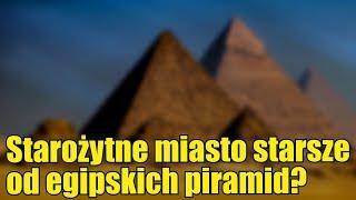 Archeolodzy natrafili na ruiny starsze od egipskiej cywilizacji!