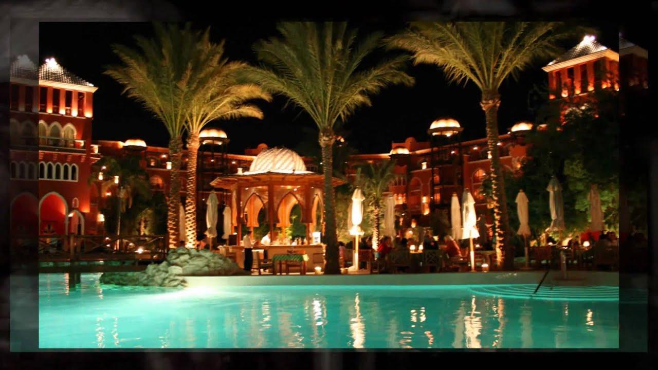 grand resort hurghada und grand hotel hurghada youtube. Black Bedroom Furniture Sets. Home Design Ideas