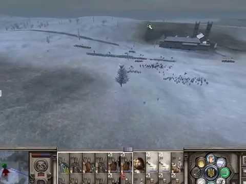Линейная тактика в игре Medieval 2 total war mod Stainless Steel 6 1 за Киевское княжество