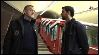 El funicular de Artxanda, una idea que se fraguó hace 100 años