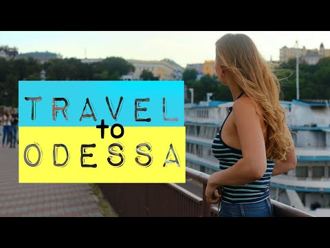 How to travel to Ukraine, Odessa / YOU NEED TO SEE THIS PLACE