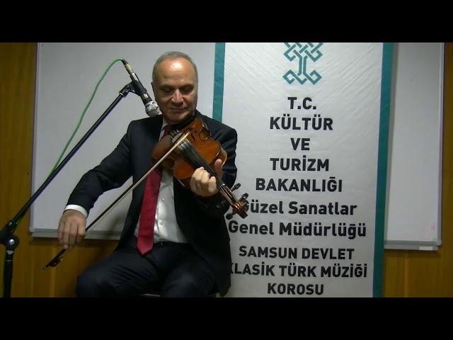 Hüzzâm Taksim-Ahmet Sedat METE Viyola