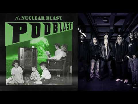 NUCLEAR BLAST PODBLAST - Episode 8: Exhorder, Municipal Waste, Nile, Despised Icon (NB PODCAST)