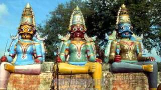 Lord Sri Muneeswaran - Athi Muneeswarar