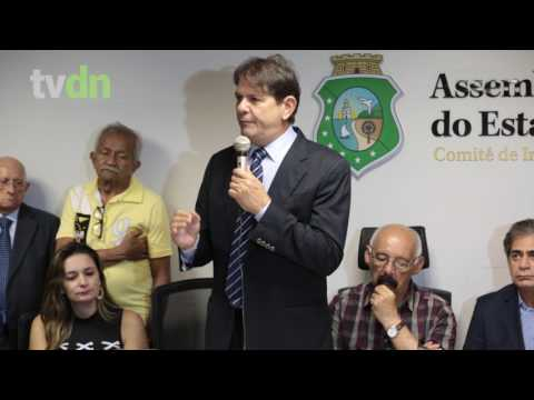 Cid Gomes esclarece denúncia de recebimento de propina da JBS #1