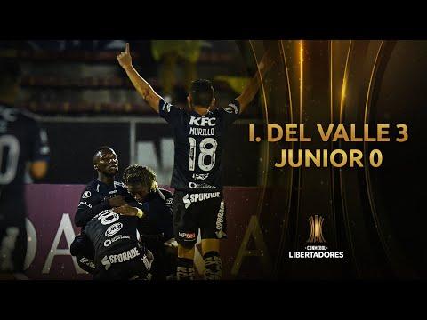 Independiente del Valle Junior Goals And Highlights