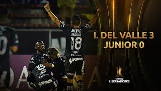 Independiente del Valle vs. Junior [3-0] | GOLES | CONMEBOL Libertadores 2020