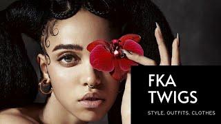 FKA Twigs Fashion Style | The best looks of FKA Twigs