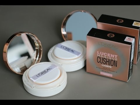 L'Oreal Lucent Magique Cushion SPF29 PA+++ / Florence room beauty