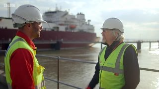 The One Show at National Grid Grain LNG