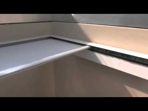 Lutron Automated Skylight Shades