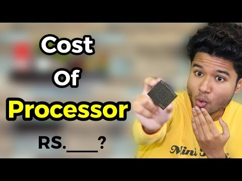 Actual Cost Of Smartphone Processor 😱😱😱 | Snapdragon | Mediatek | Exynos ??