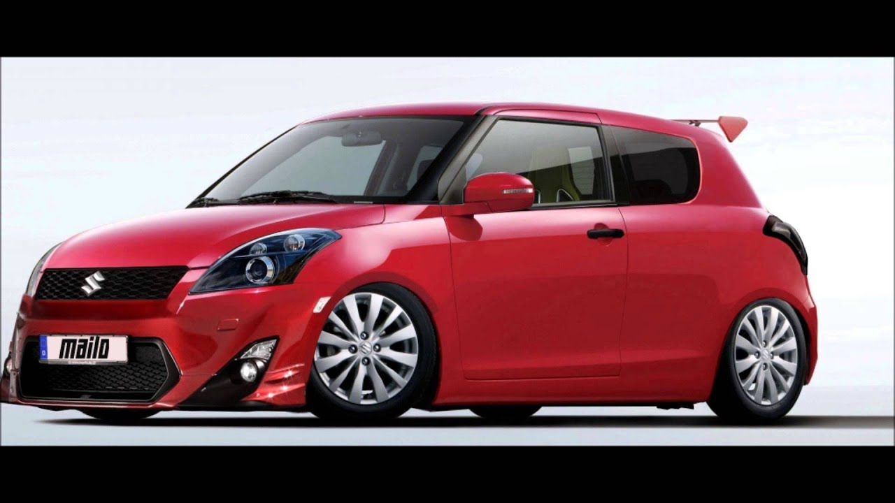 virtual tuning suzuki swift by mailo 2013 hd youtube. Black Bedroom Furniture Sets. Home Design Ideas
