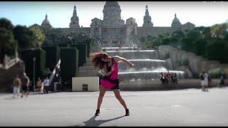 Zumba®. Moviendo Caderas en Barcelona, Coreo Yandel Ft. Daddy Yankee (Remix).