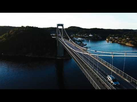 Southern Norway - Drone footage (4k)