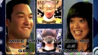 Power Rangers RPM opening with demo song!