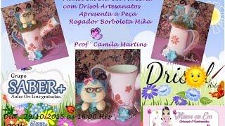 Regador Borboleta Mika – Prof ° Camila Martins