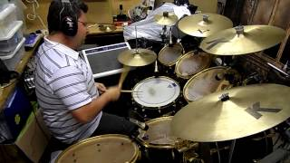 Michael Jackson Man in the Mirror Drum Cover