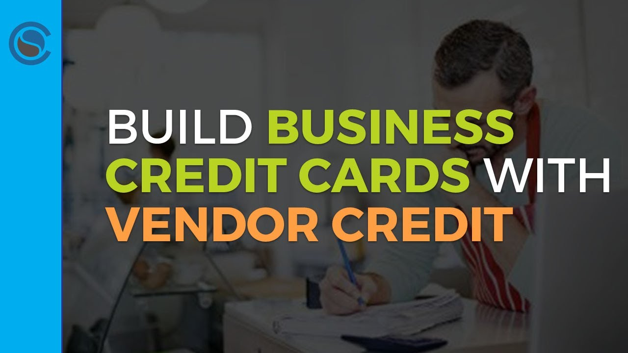 Vendor credit how any business to start to get business credit vendor credit how any business to start to get business credit cards using your ein only reheart Image collections