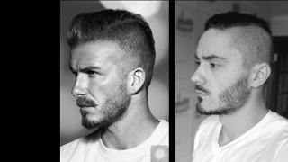 Video Movie Star Beards  | David Beckham beard - Tutorial How to Trim download MP3, 3GP, MP4, WEBM, AVI, FLV Juli 2018