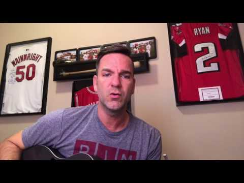 #wcw: Burning House - Cam (cover by Craig Campbell)