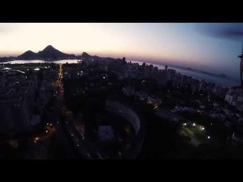 AeroRio - Quadcopter aerial sample shots