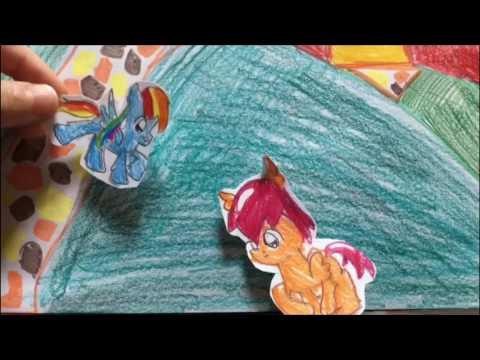 Firework pmv(entry for Pony ways pmv competition)
