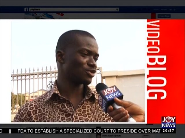 A chance to work in a foreign land - Joy News Interactive (16-8-18)
