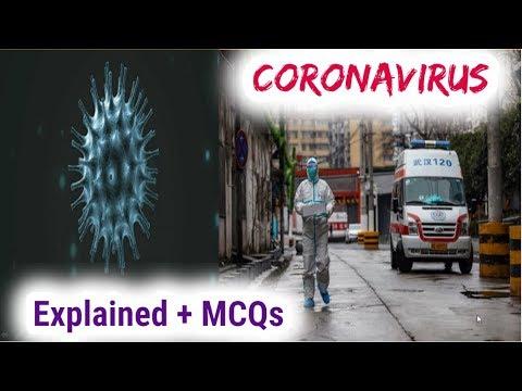 Coronavirus Explained | MCQs