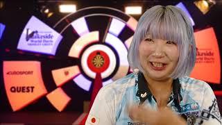 Mikuru Suzuki 'one step closer to achieving her goal' after reaching BDO final