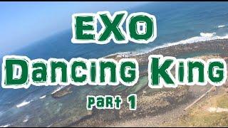 EXO Dancing King Part 1 分解動作舞蹈教學 // dance tutorial//振り付け//踊ってみた // dance cover/practice/Lesson