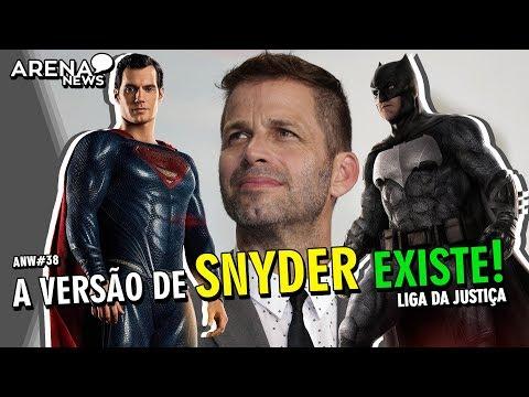 A Versão de Zack Snyder Existe | Liga da Justiça, Deus Salve o Rei e Westworld | Arena News #38