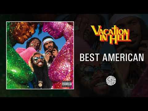 FLATBUSH ZOMBiES - 'BEST AMERICAN'