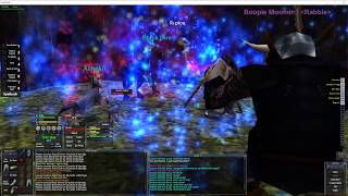 Classic Everquest Project 1999 - Black Dire Epic Fight +