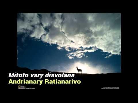 Andrianary Ratianarivo Mitoto vary diavolana 1