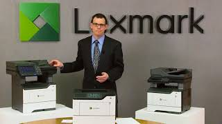 Lexmark introduces the next generation of small and mid-range monochrome printers