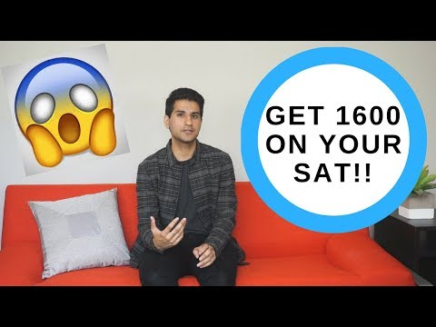 How I Scored in the 99th Percentile on the SAT | MedBros