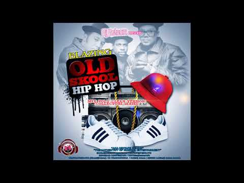 DJ DOTCOM PRESENTS BLAZING OLD SKOOL HIPHOP MIX VOL 3 CLEAN VERSION {COLLECTORS SERIES}