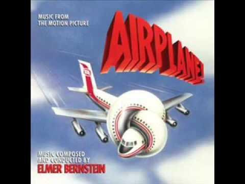 AIRPLANE Soundtrack Score Suite Elmer Bernsteinflv