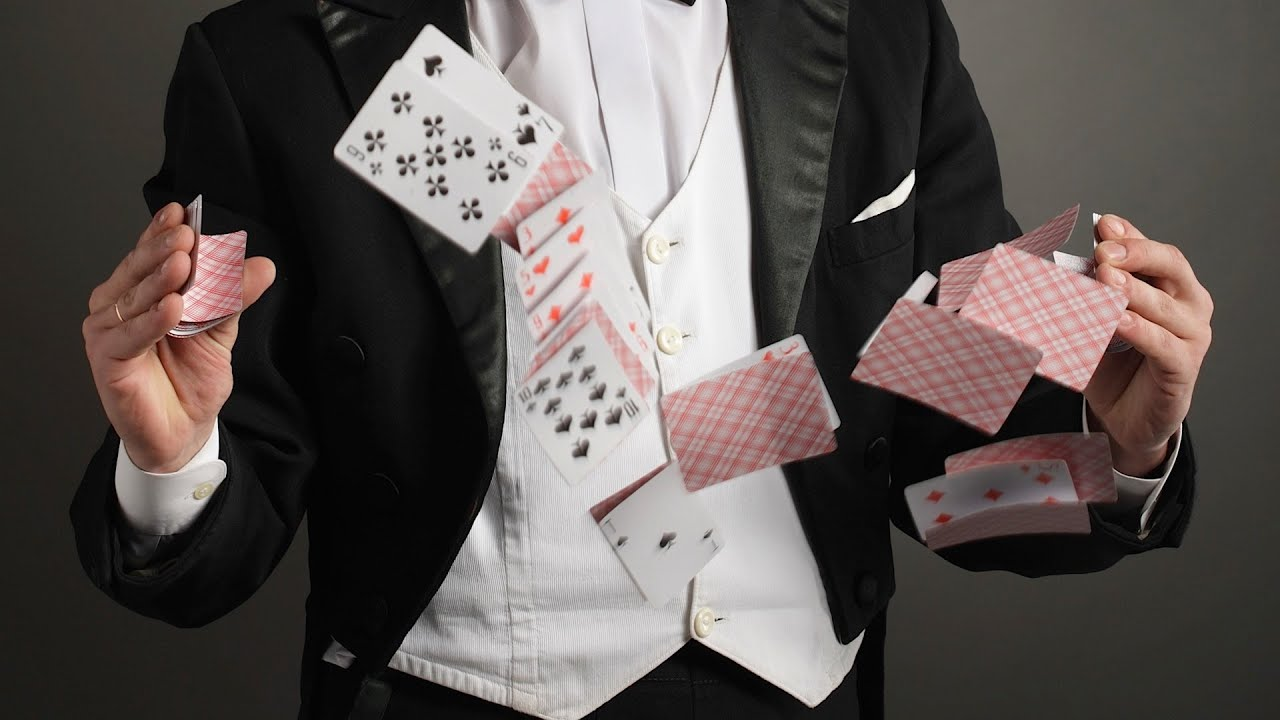 How to Become a Professional Magician | Coin & Card Magic ...