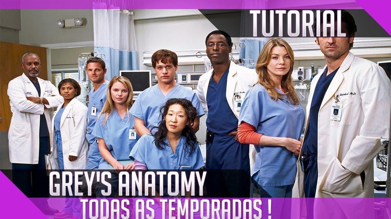 Assistir Greys Anatomy Todas As Temporadas Youtube