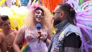 LE MARCHE LGBTTTIQ (Retro) JIOTS feat. RENO ROJAS