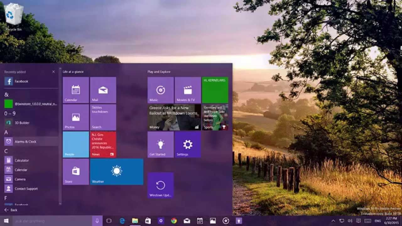 Windows 10 build 10240 now available for download • Pureinfotech