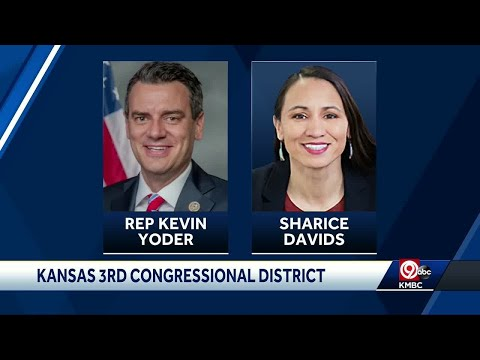 Kevin Yoder Fighting Newcomer Sharice Davids To Keep Kansas 3rd Congressional Seat